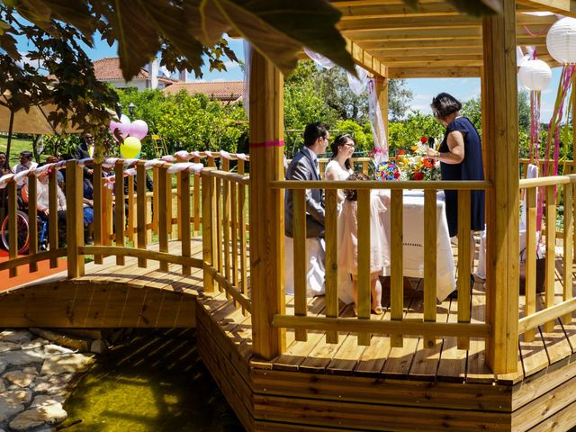 O casamento de Sérgio e Joana em Ourém, Ourém 11