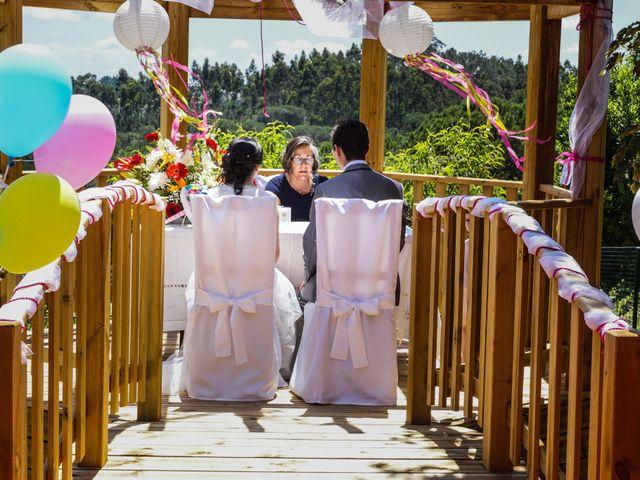 O casamento de Sérgio e Joana em Ourém, Ourém 1