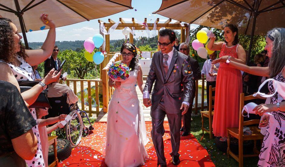 O casamento de Sérgio e Joana em Ourém, Ourém