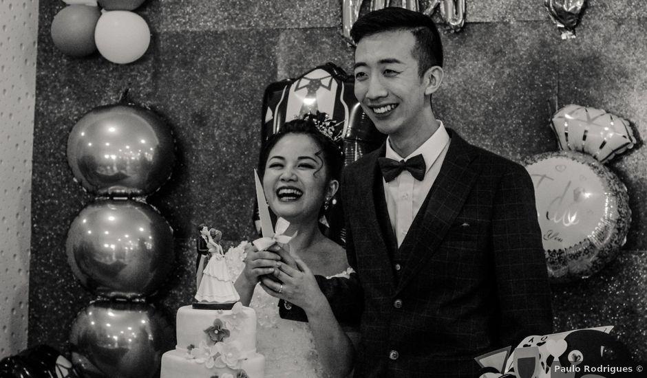 O casamento de Xiang e Eling em Lisboa, Lisboa (Concelho)