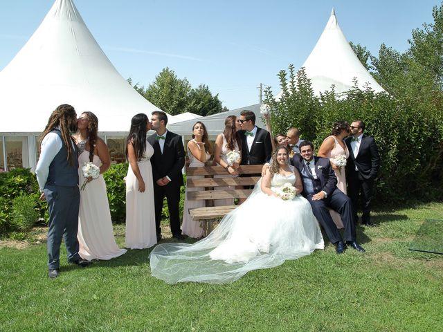 O casamento de Tiago e Inês em Ericeira, Mafra 27