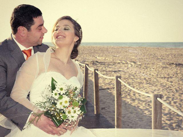 O casamento de Carla e Mário