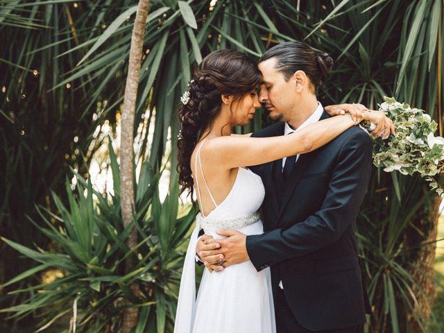 O casamento de Emilie e Florien