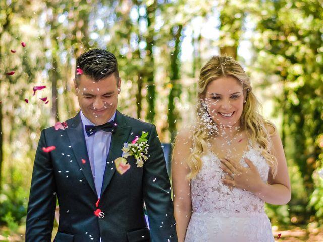 O casamento de Stefani e José