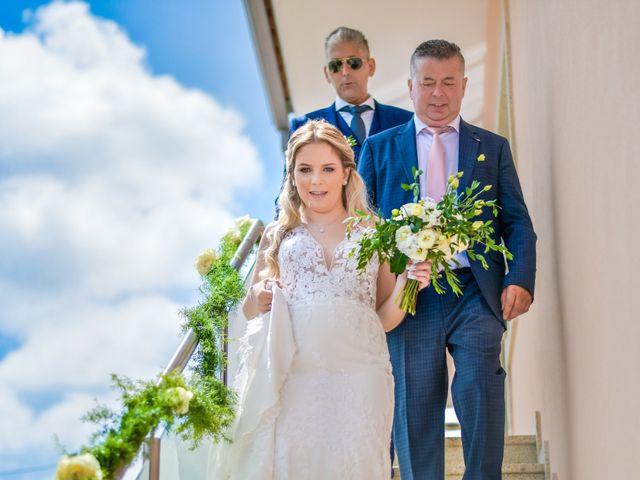 O casamento de José e Stefani em Esmeriz, Vila Nova de Famalicão 14