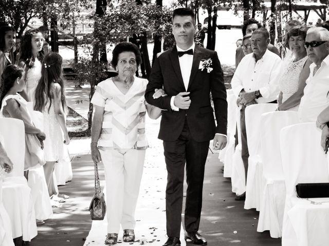 O casamento de José e Stefani em Esmeriz, Vila Nova de Famalicão 18
