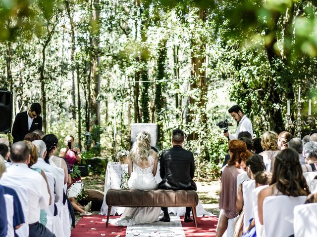 O casamento de José e Stefani em Esmeriz, Vila Nova de Famalicão 21