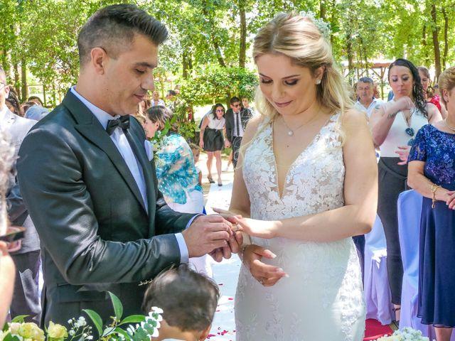 O casamento de José e Stefani em Esmeriz, Vila Nova de Famalicão 23