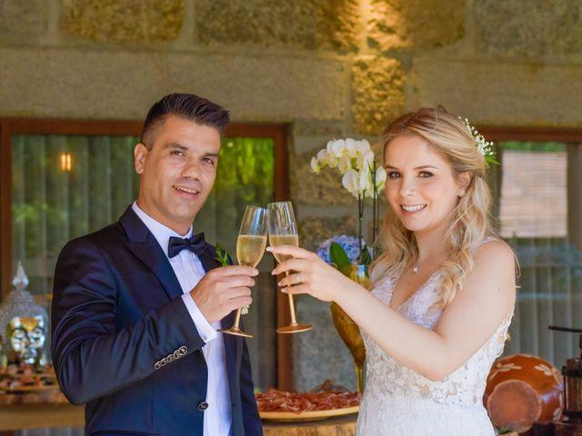 O casamento de José e Stefani em Esmeriz, Vila Nova de Famalicão 30