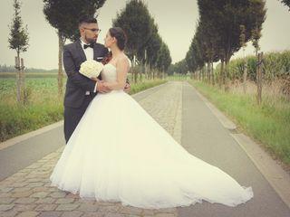 O casamento de Laetitia e Dimitri 1