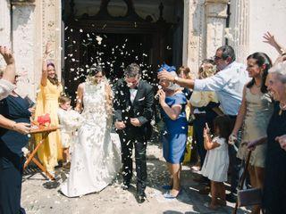 O casamento de Marco e Catarina