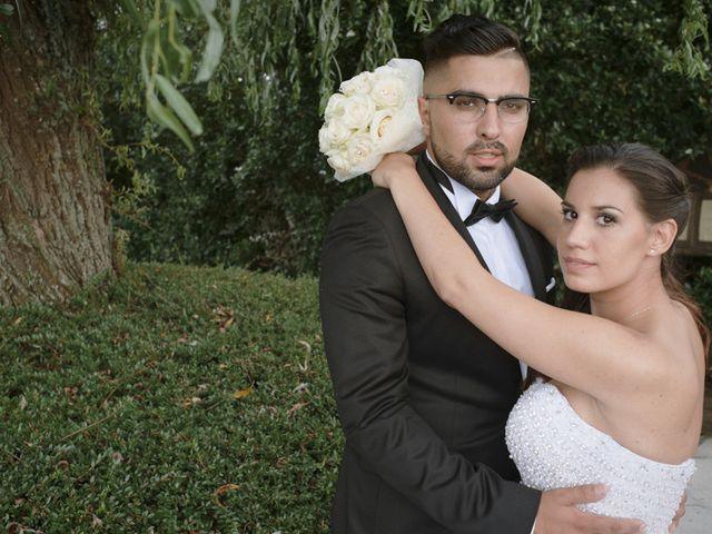 O casamento de Dimitri e Laetitia em Cascais, Cascais 163