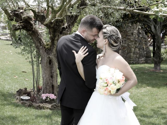 O casamento de Patrícia e Vitor
