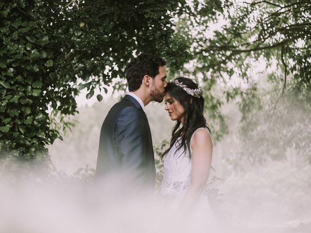 O casamento de Carolina e Miguel