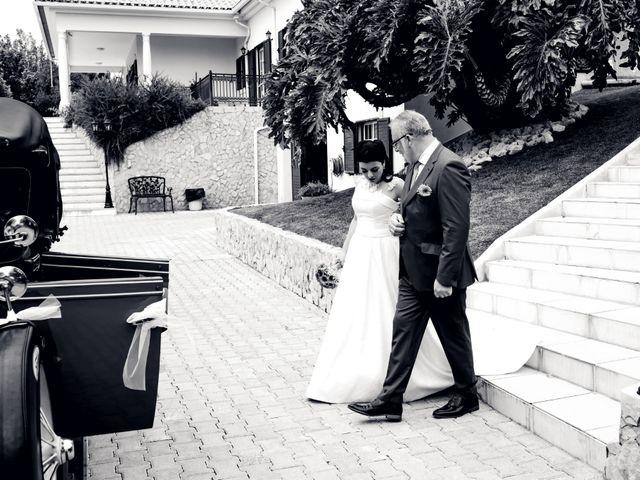 O casamento de Rui e Sofia em Vale do Paraiso, Azambuja 34