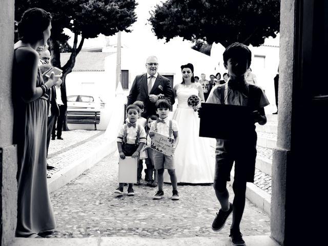 O casamento de Rui e Sofia em Vale do Paraiso, Azambuja 35