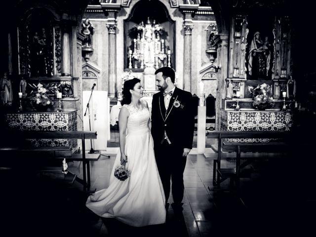 O casamento de Rui e Sofia em Vale do Paraiso, Azambuja 44
