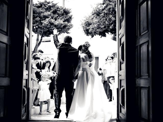 O casamento de Sofia e Rui