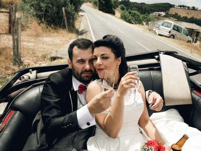 O casamento de Rui e Sofia em Vale do Paraiso, Azambuja 60