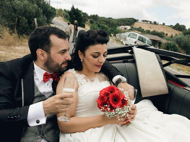 O casamento de Rui e Sofia em Vale do Paraiso, Azambuja 61
