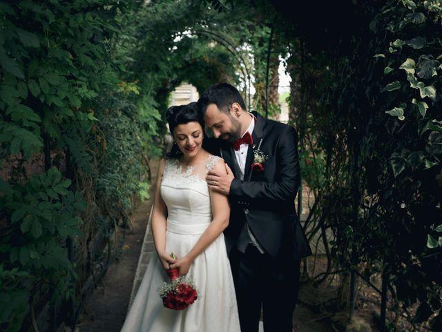 O casamento de Rui e Sofia em Vale do Paraiso, Azambuja 81