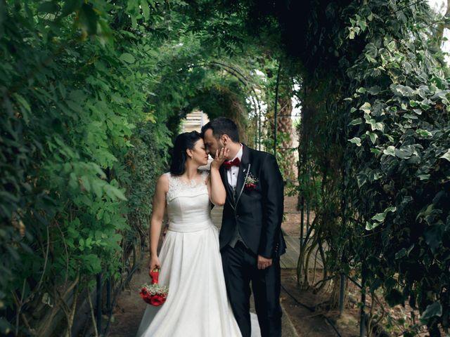 O casamento de Rui e Sofia em Vale do Paraiso, Azambuja 82