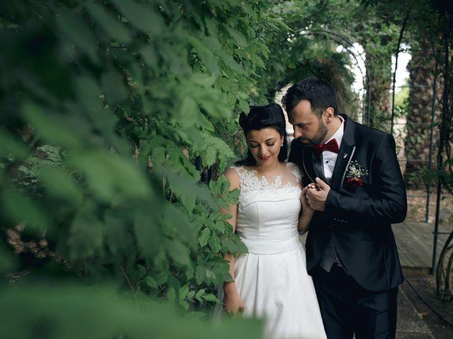 O casamento de Rui e Sofia em Vale do Paraiso, Azambuja 84