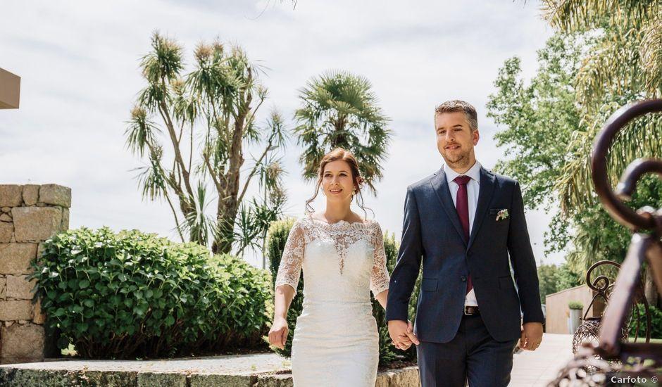 O casamento de Miguel e Ana em Santo Tirso, Santo Tirso