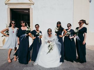 O casamento de Mariella e Andrew 1