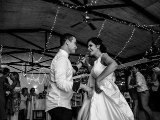 O casamento de Lara e Nuno