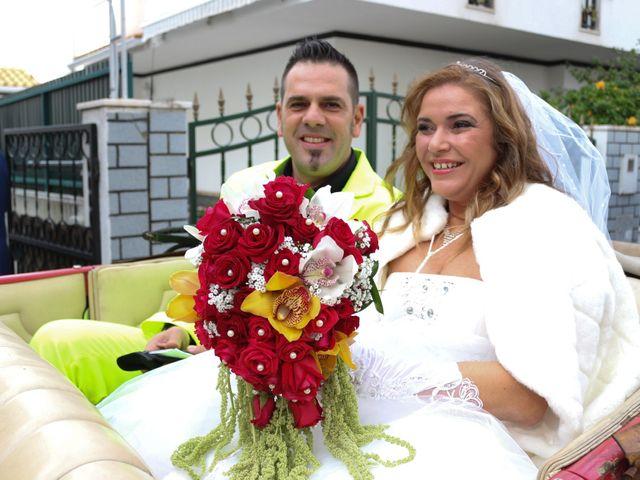 O casamento de Monalisa e Pedro