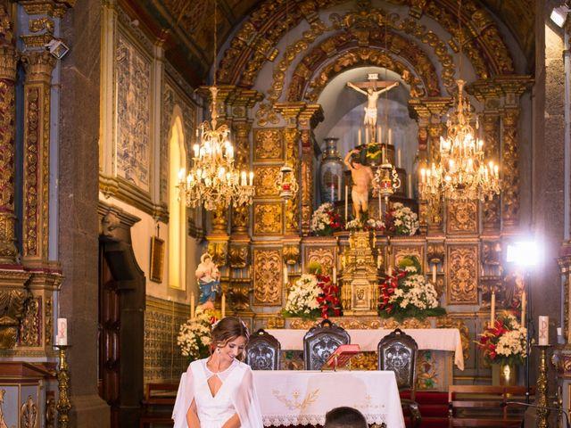 O casamento de Pedro e Maria em Câmara de Lobos, Madeira 38
