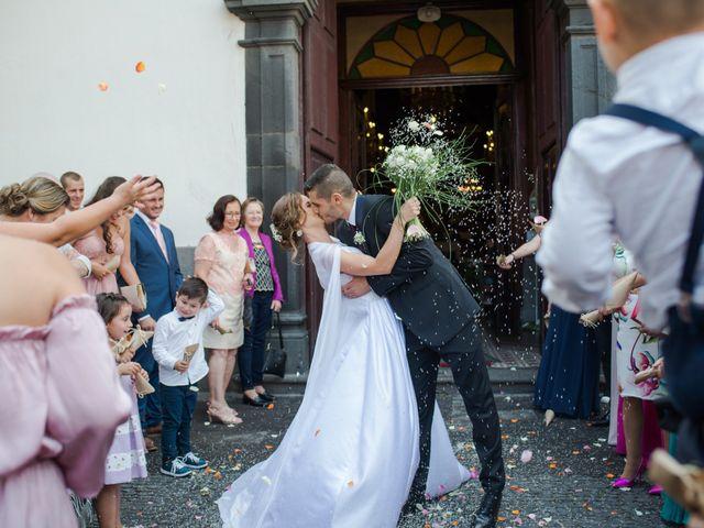 O casamento de Pedro e Maria em Câmara de Lobos, Madeira 39