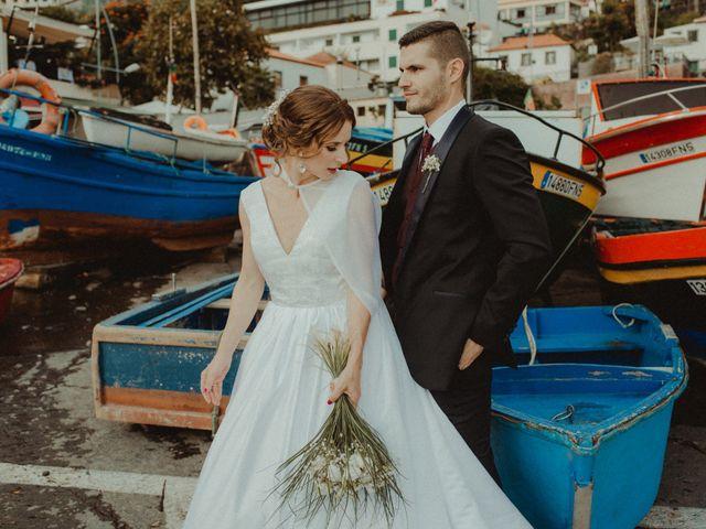 O casamento de Pedro e Maria em Câmara de Lobos, Madeira 41