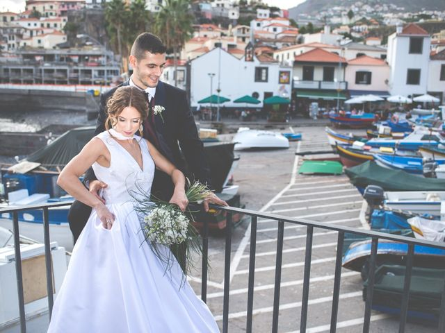 O casamento de Pedro e Maria em Câmara de Lobos, Madeira 43