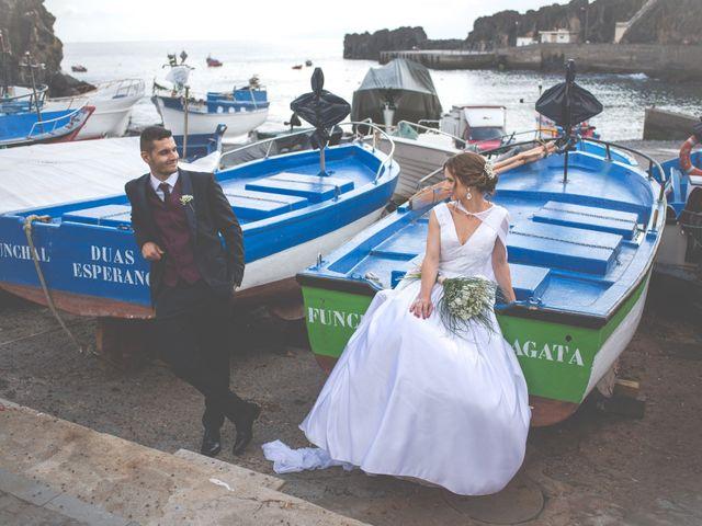 O casamento de Pedro e Maria em Câmara de Lobos, Madeira 44