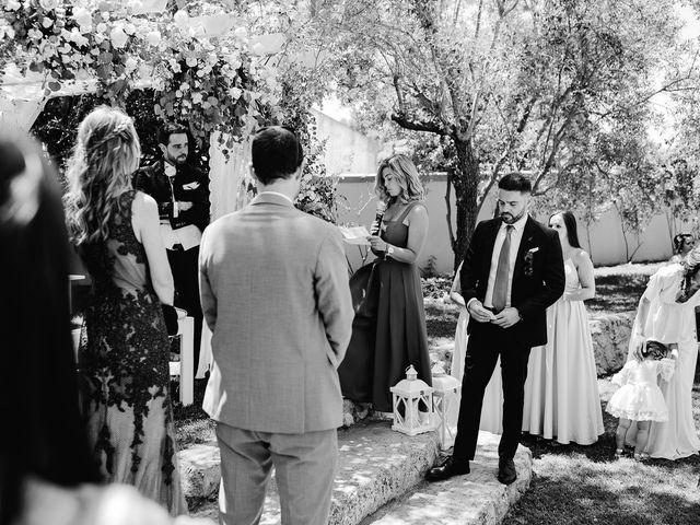 O casamento de Tiago e Filipa em Palmela, Palmela 101
