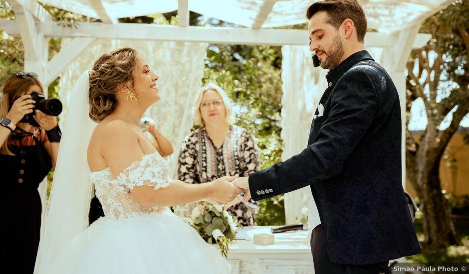 O casamento de Tiago e Filipa em Palmela, Palmela