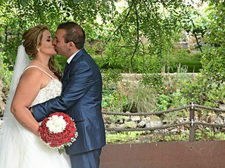 O casamento de Cátia e Marco