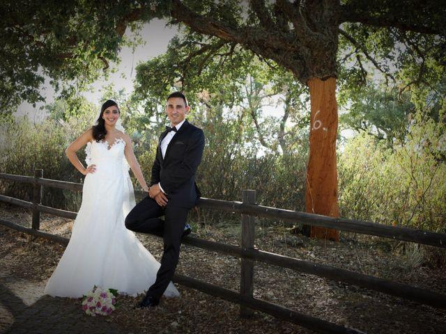O casamento de Andreia e Alexandre