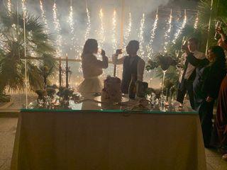 O casamento de Daniela  e Adriano