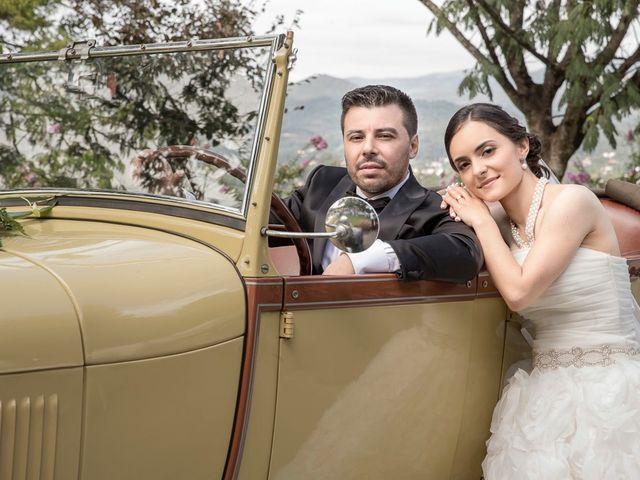 O casamento de Luisa e Pedro