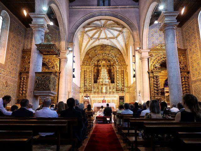 O casamento de Joni e Sofia em Óbidos, Óbidos 9