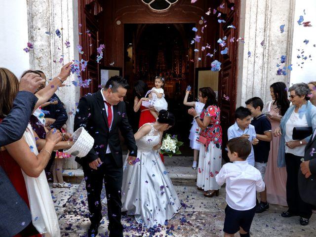 O casamento de Joni e Sofia em Óbidos, Óbidos 25
