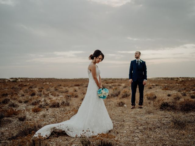 O casamento de Márcia e Alex