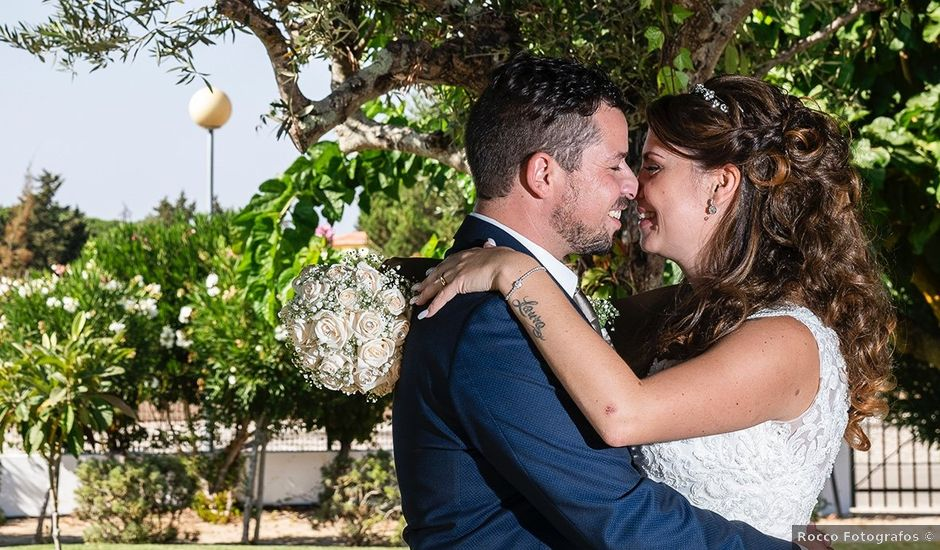 O casamento de Mauro e Sara em Azeitão, Setúbal (Concelho)