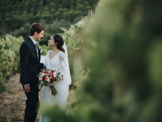 O casamento de Isabel e Hugo