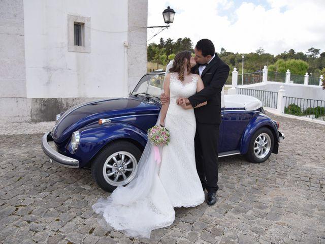 O casamento de Diogo e Rafaela em Gradil, Mafra 2