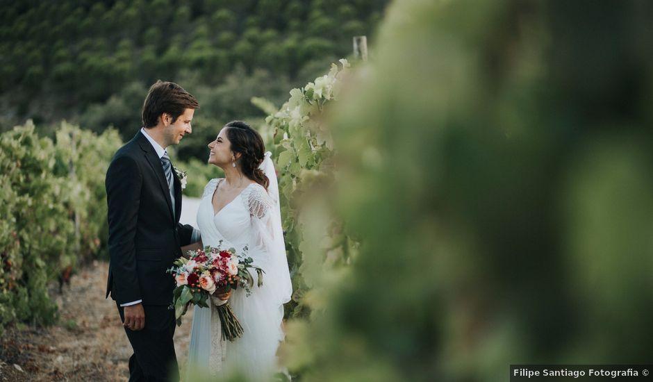 O casamento de Hugo e Isabel em Bucelas, Loures