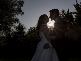 O casamento de Rosarinho e Miguel